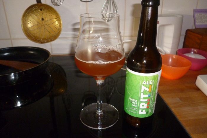 Craftbier Fritzale: IPA (India Pale Ale)